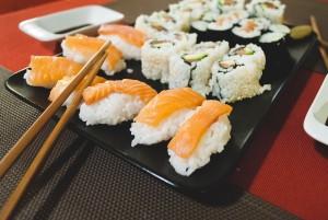 sushi in tenleytown